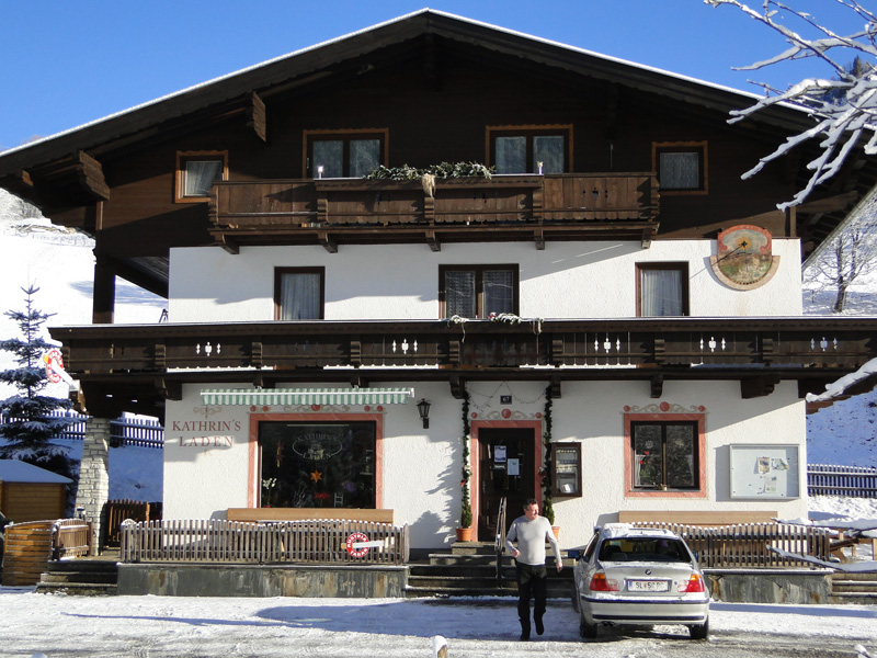 Appartement Rauris Bucheben